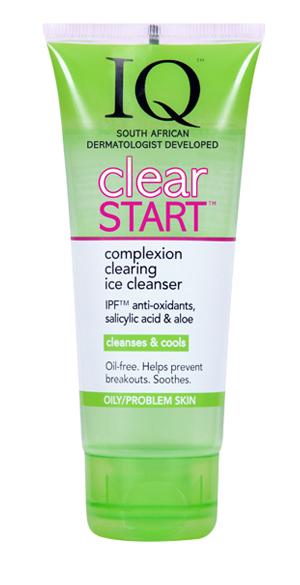 clear start cream